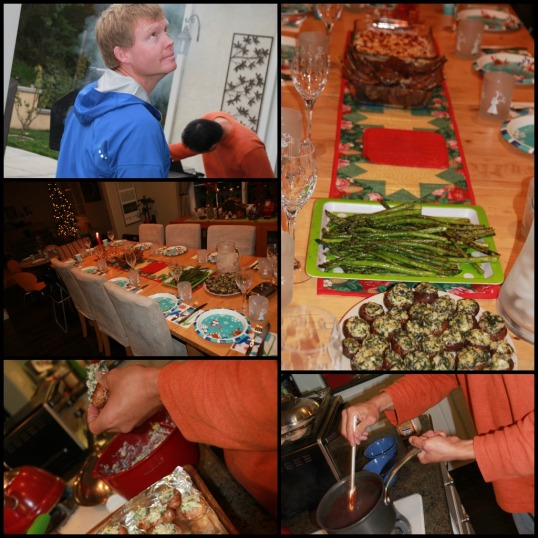 xm 14 food Collage