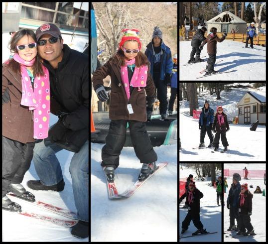 ski 6 A Collage