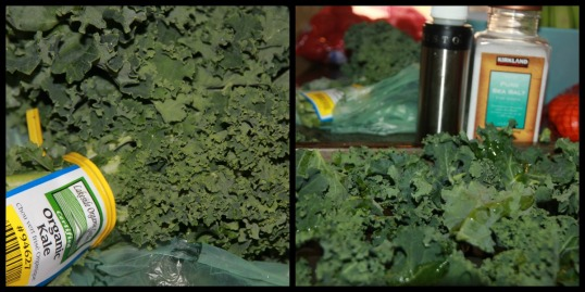 sa kale chips Collage